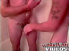 Arrapato Amateur dude mature Kevin e Red scatto fuori in un hotel