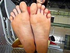 Vietnam naista jalkapohjat