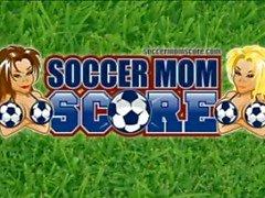Soccer Mom perseestäCoach