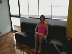 the sexy secretary fucking with their big cocks