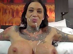 Holandesa caliente Slut Cojida All Holes