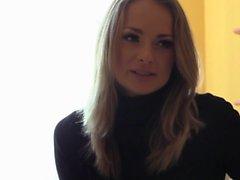 Quest For orgasmen - Ukrainare rävhona Ivana Sugar på erotic ensam