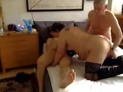 бисексуал с дедушкой