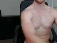 Big Cock Ginger Strokes & Cums