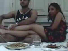 Бенгальская жена в медовый месяц