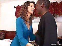 Белый жену трахается черное шаге сын