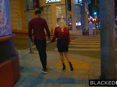 BLACKEDRAW Boyfriend avec cocu fantasy partage sa blonde