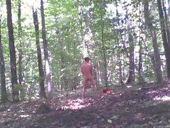 Wald Voyeur wichsen # 11