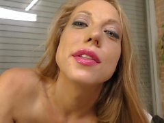 Shawna Lenee thinking about how hard your cock!