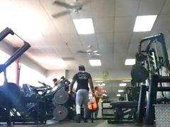 Evet!!! Fitness sıcak ASS sıcak CAMELTOE 116