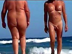 La TV sulla spiaggia