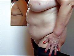 Brenda show de sexo e porra