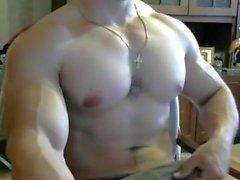jerkvid sega bodybuilder