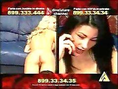 Justine & Sofia Gucci [Diva Futura Canal]