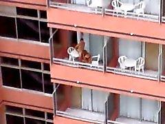 de Balcon del Hotel 2