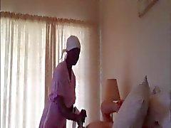 African Dienstmädchen 5.