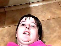 Sabrina Renegade Floor Floor Anal y Clit Play