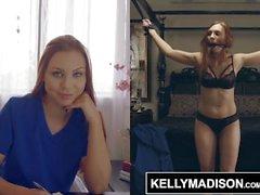 KELLY MADISON - Sexy Nurse Ornella Morgan on myös pimeä puolensa