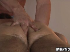 Big dick gay foot fetish and massage