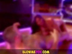 Blow Me POV - Decapantes no Suck Dicks como profesionales