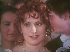 Vintage -Die lustige Witwe - Una Vedova Allegra