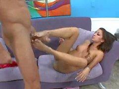 Anna Marie Rios Masturbazione con