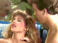 Christy Canyon - On Golden Blond ( filmpje )
