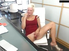 Crazy Mature Amateur sur Webcam