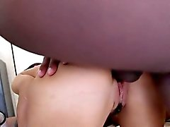 Cougars ass banged black