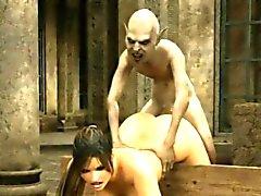 La venganza 3D Alien - FreeFetishTVcom