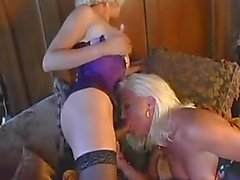 Blonde Shemale Lovers