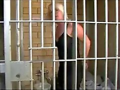 Danni in Jail Part # 1