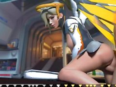 Cock Hero - Overwatch (by Venus)