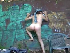 Desnudo culo desnudo y exposiciones anal 2 por Mark Heffron