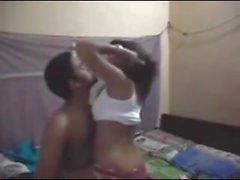 della ragazza ostello indiana con la alto livello a sesso - sonalsen