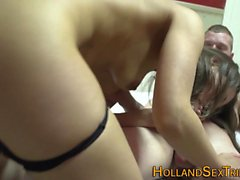 prostitutas holandesas boca cubierto de esperma