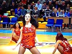 Hot Venäjä Cheek seksikäs tanssi