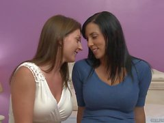 Avy Scott and Jelena Jensen Lesbian Adventures
