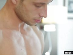 muscle gay anal sex and facial cum movie