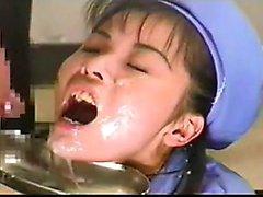 Amateur asian girlfriend banged and facial cumshot