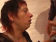 Mãe Anal alemão