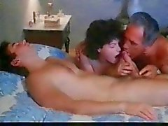Amateur Sensual Bi-Sex Threesome La rencontre