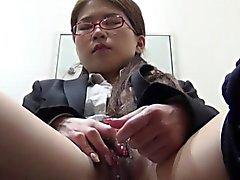Japanische Skank Spycam