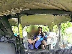 Enfermero clientes Kinky dura polla de las un controlador falsas públicas