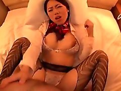 BF-206 Orgasmes! Je suis hôtesse de l'air, Isshiki Marina Mari