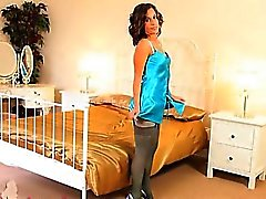 Nylons Blue and estremo il pantyhose