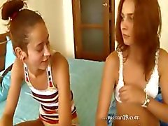 portuguese chicks Vika and Natasha