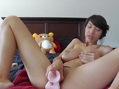 DelightfulHug - Anal Squirting och Cream