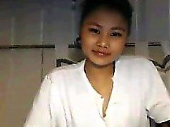 Милый Asian Girl Из Таиланда