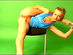 голых гимнасток пися в поле зрения